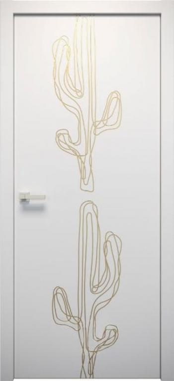 Межкомнатная дверь L-Nature 6