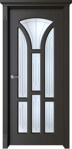 Межкомнатная дверь Лотос 4