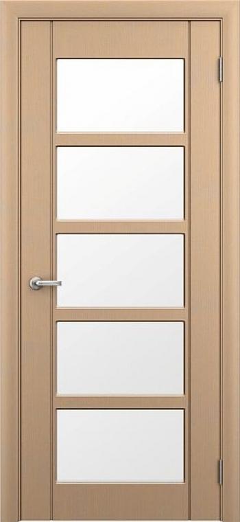 Межкомнатная дверь М 17 ДО остекленная