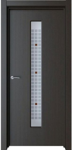 Межкомнатная дверь М8 по центру