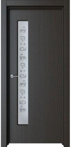 Межкомнатная дверь М8 со смещением