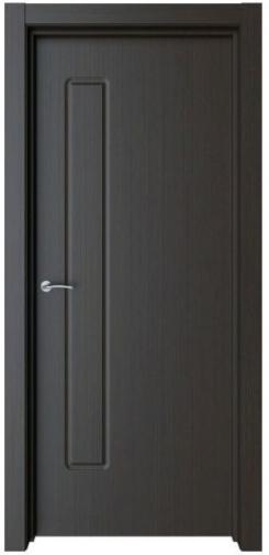 Межкомнатная дверь М8 со смещением ДГ