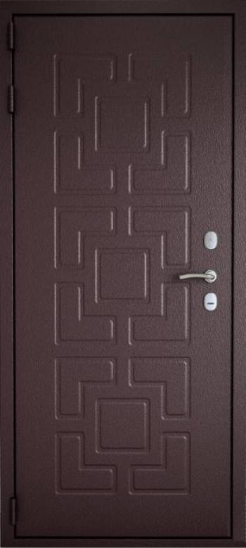 Уличная входная дверь 168