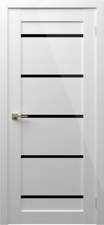 Межкомнатная дверь Модерн 1 Белый Глянец