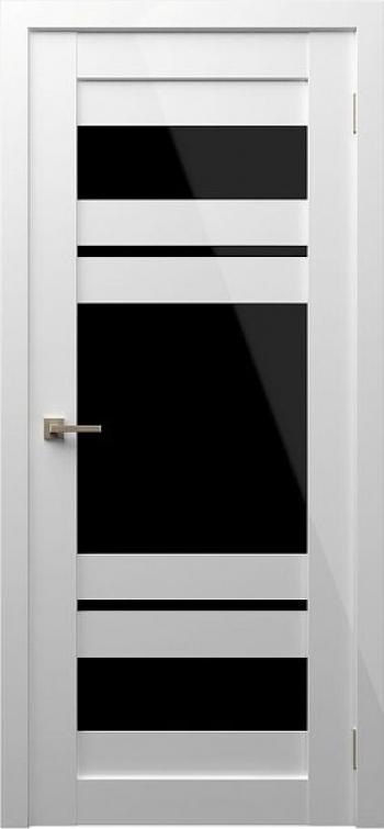 Межкомнатная дверь Модерн 10 Белый Глянец