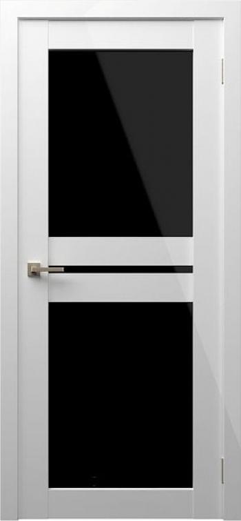 Межкомнатная дверь Модерн 11 Белый Глянец