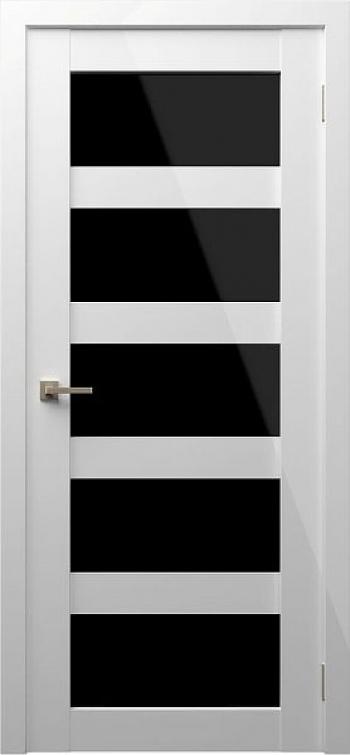 Межкомнатная дверь Модерн 12 Белый Глянец