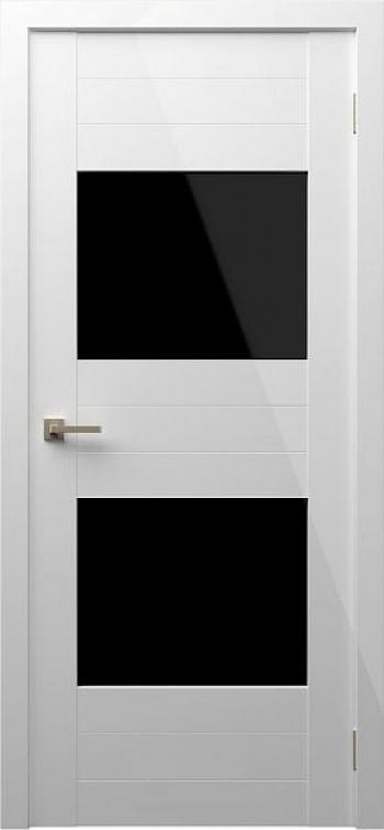Межкомнатная дверь Модерн 13 Белый Глянец