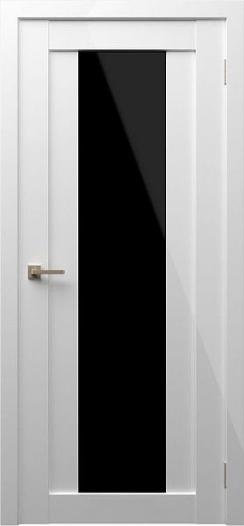 Дверь Модерн 14 Белый Глянец