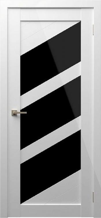 Межкомнатная дверь Модерн 15 Белый Глянец
