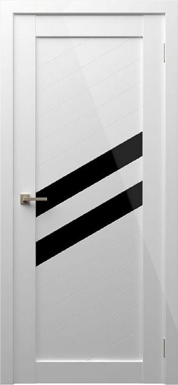 Межкомнатная дверь Модерн 16 Белый Глянец