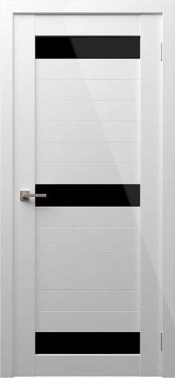 Межкомнатная дверь Модерн 3 Белый Глянец