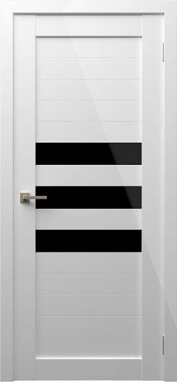 Межкомнатная дверь Модерн 4 Белый Глянец