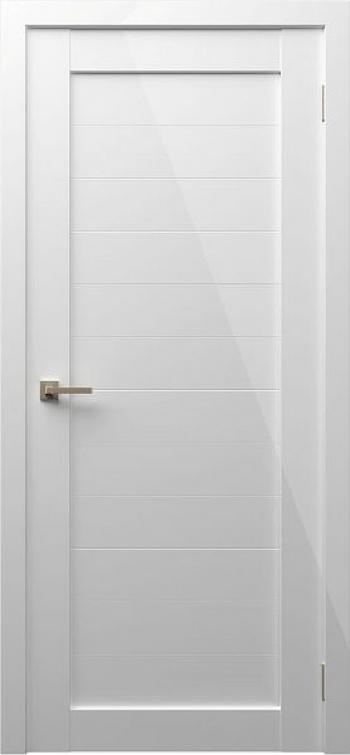 Межкомнатная дверь Модерн 5 Белый Глянец