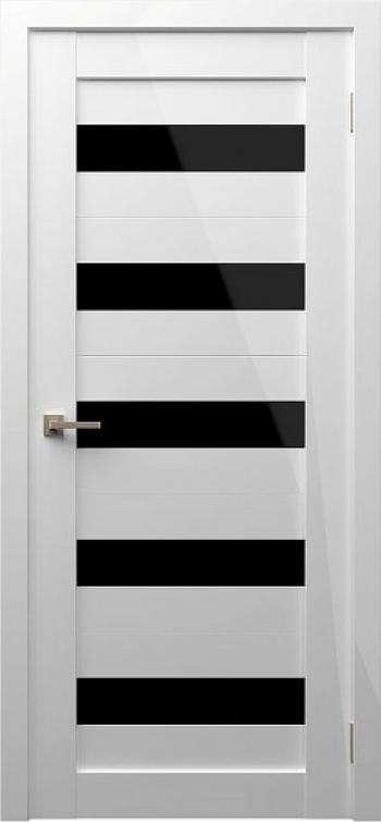 Межкомнатная дверь Модерн 6 Белый Глянец