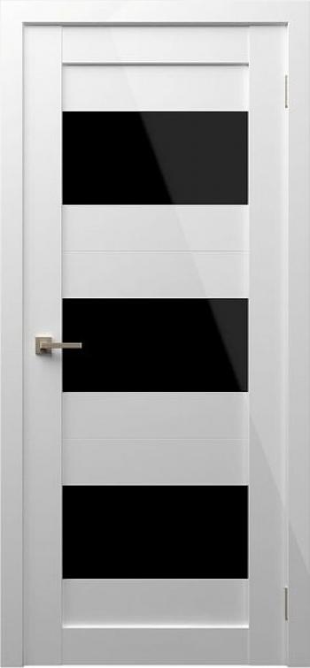 Межкомнатная дверь Модерн 7 Белый Глянец