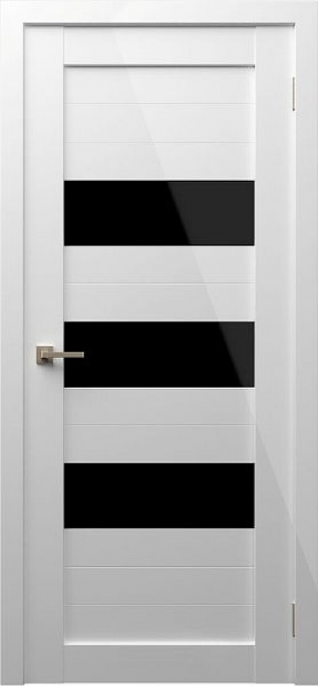Межкомнатная дверь Модерн 8 Белый Глянец