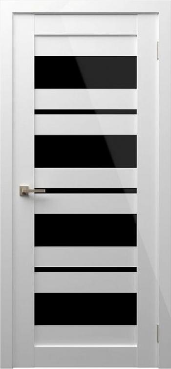 Межкомнатная дверь Модерн 9 Белый Глянец