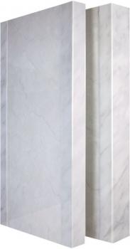 Ламинированные откосы Мрамор глянец Cristallit