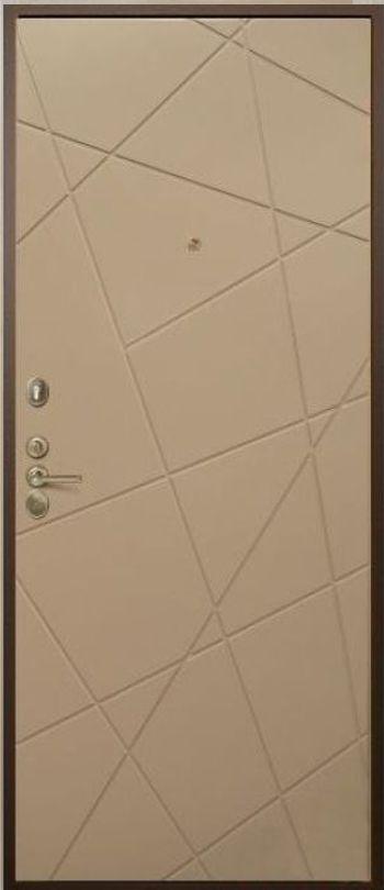 Дверная панель фрезерованная 6 мм №72