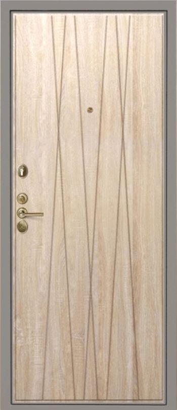 Дверная панель фрезерованная 6 мм №75