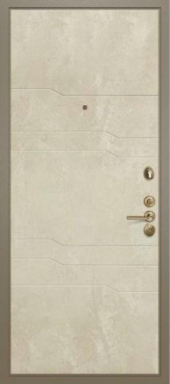 Дверная МДФ панель Вектор 01