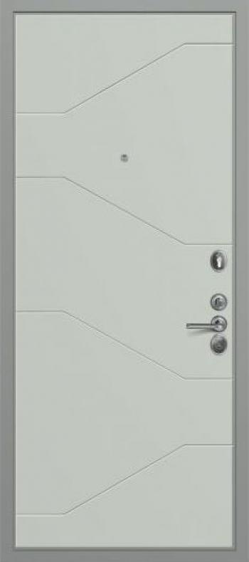 Дверная МДФ панель Вектор 03