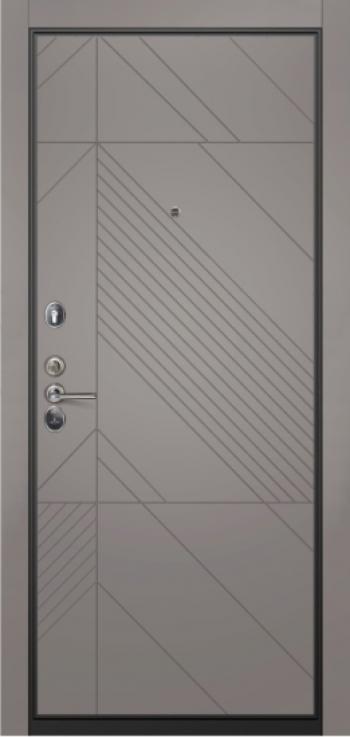 Дверная МДФ панель Геометрия 02