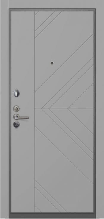 Дверная МДФ панель Геометрия 03