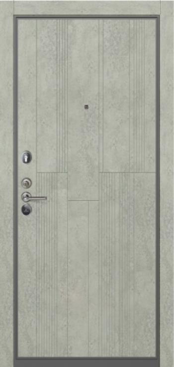 Дверная МДФ панель Геометрия 06