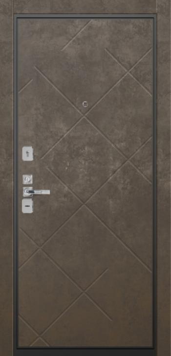 Дверная МДФ панель Модуль 02