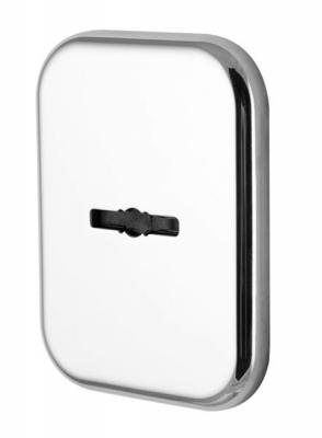 Квадратная накладка Protector КВ PS-DEC со шторкой под сувальдный замок