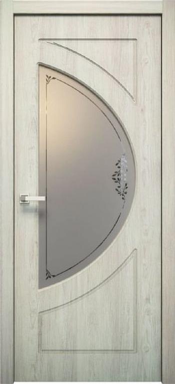 Межкомнатная дверь Сфера ДО остекленная