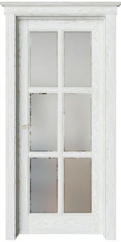 Межкомнатная дверь Соната Sonata S12 матовое стекло