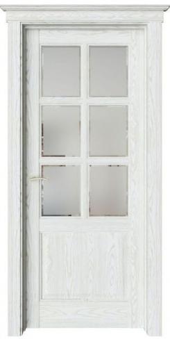 Межкомнатная дверь Соната Sonata S14 матовое стекло