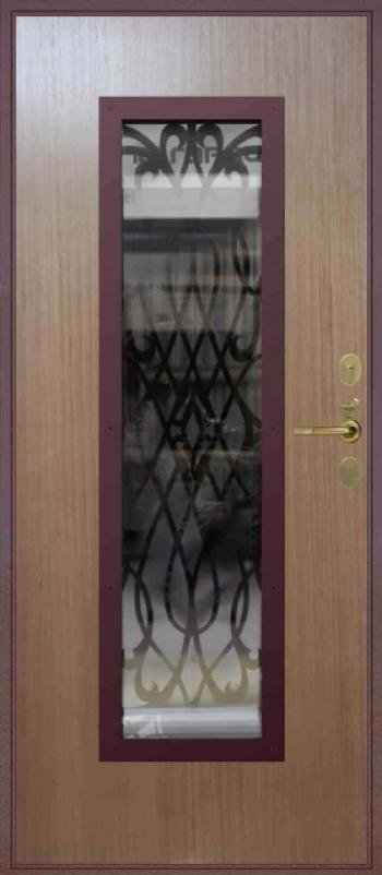 Внутренняя отделка двери 166