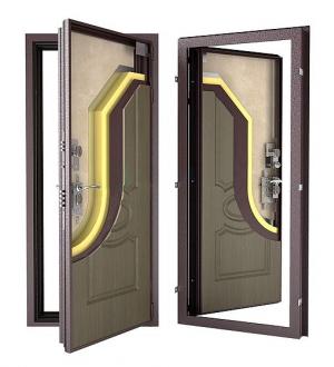 Гардиан ДС10 (уличная дверь)