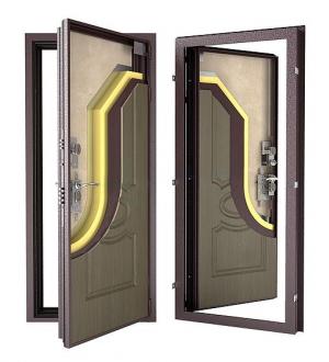 Входная дверь Гардиан ДС 6 (уличная дверь)