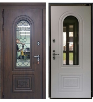 Дверь Валенсия Термо (терморазрыв)