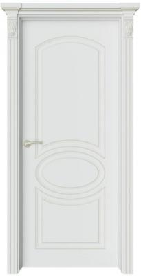 Дверь Эври 1 патина шампань