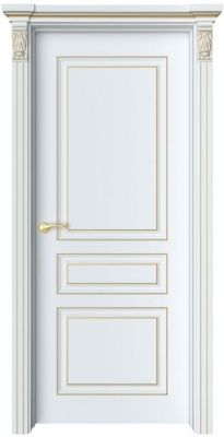 Дверь Мартен 1 патина золото