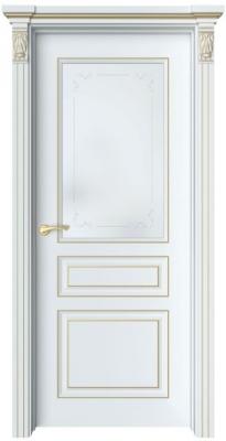 Дверь Мартен 3 патина золото
