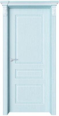 Дверь Мирбо 1 патина белая
