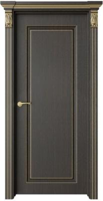 Дверь Монторо 1 патина золото