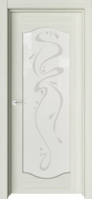 Дверь Престиж Классика с рисунком