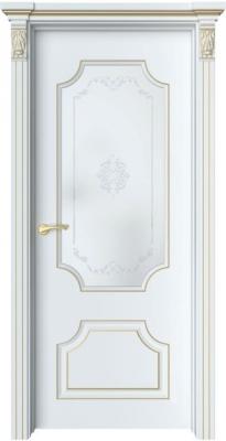 Дверь Руан 2 патина золото