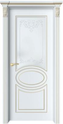 Дверь Шарм 3 патина золото
