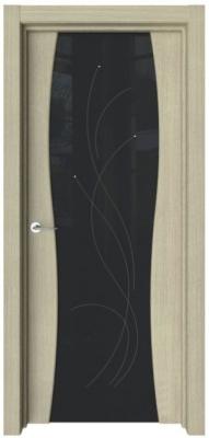 Дверь Сириус Полное с рисунком и стразами