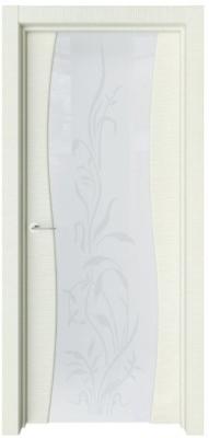 Дверь Сириус Волна с рисунком