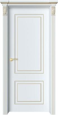 Дверь Венсен 1 патина золото